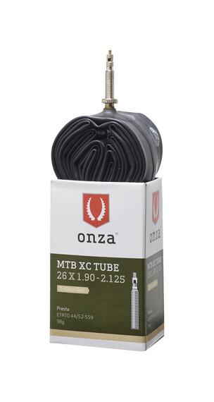 Onza MTB Slang 0.45mm, 26 x 1.90 - 2.125 svart